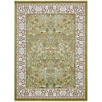 Unique Loom Bristol Nain Design Area Rug - 10' x 13'