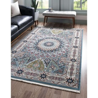 Unique Loom Adams Narenj Area Rug - 8' x 10'