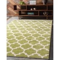 Unique Loom Philadelphia Trellis Area Rug - 12' 2 x 16'