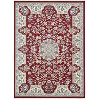 Unique Loom Newcastle Narenj Area Rug - 8' x 10'