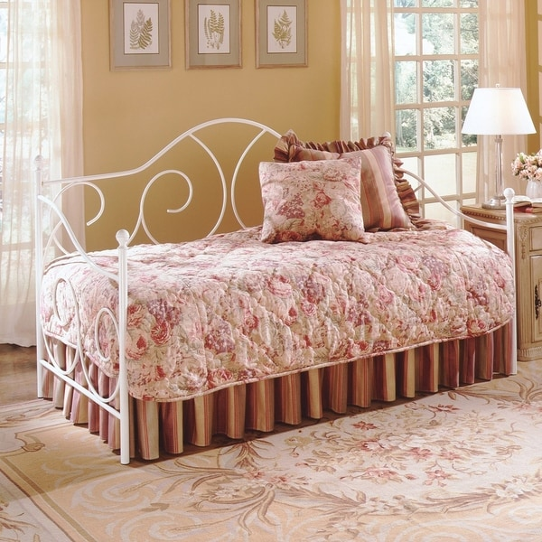Shop Fashion Bed Group Caroline Daybed W Euro Deck And