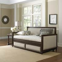 Fashion Bed Group Grandover Daybed with Roll Out Trundle Drawer