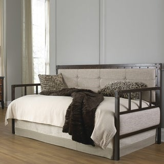 Fashion Bed Group Gotham Daybed w/ Link Spring and Pop-Up Trundle