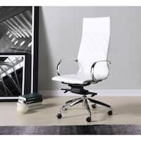 Atlas PU Leather Executive High Back Office Chair