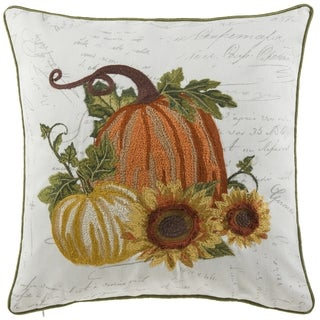 Perfect Fall Pumpkin Pillow