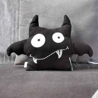 Bat Crazy Decorative Throw Pillow Plush Toy
