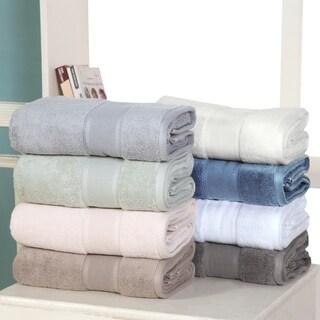 Ultra Soft Zero Twist Cotton 2 pack Bath Towels