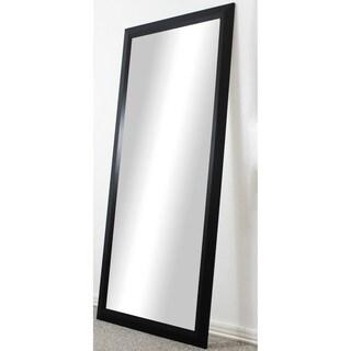 U.S. Made Full Body/Floor Length Mirror - Black