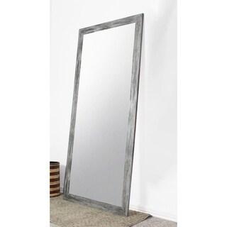U.S. Made Full Body/Floor Length Mirror - Grey