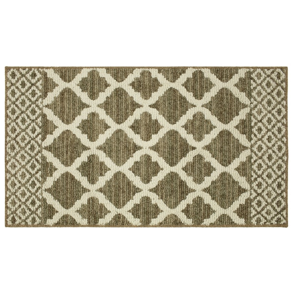 "Mohawk Modern Basics Moroccan Lattice Area Rug (1'8x3') - 1'8"" x 3'"