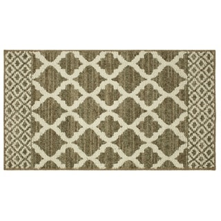 Link to Mohawk Home Modern Basics Moroccan Lattice Area Rug (5'x7') - 5' x 7' Similar Items in Rugs