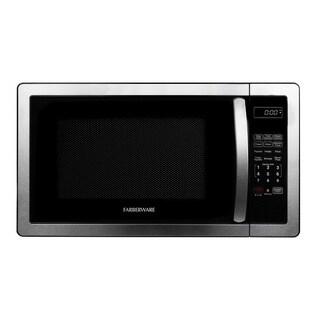 Farberware Microwave Oven Classic 1.1 Cubic Foot 1000-Watt (Refurbished)