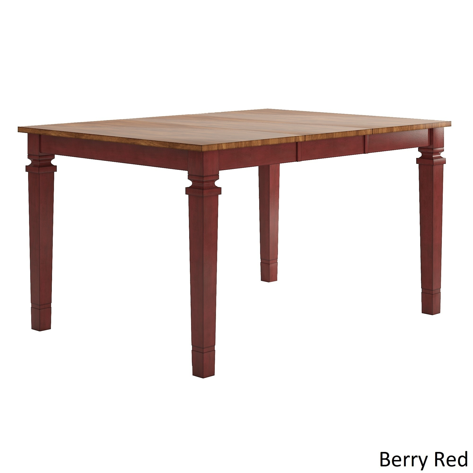 Elena Solid Wood Extendable Counter Height Dining Table By Inspire Q Classic On Sale Overstock 18218114