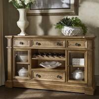 Gilderoy Natural Oak Finish Buffet by iNSPIRE Q Artisan