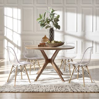 Clear Dining Room & Bar Furniture For Less | Overstock
