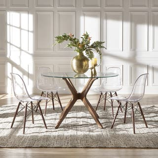 Clear Dining Room & Bar Furniture For Less | Overstock.com