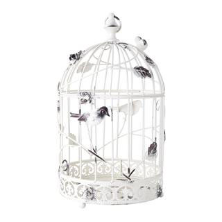 Elements White Arch Metal Birdcage Candle Holder|https://ak1.ostkcdn.com/images/products/18218324/P24360172.jpg?impolicy=medium