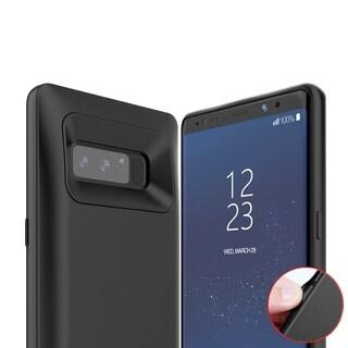 Samsung Galaxy Note 8 5500 Mah Battery Charging Case - Black