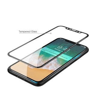Apple Iphone X 3D Full Coverage Tempered Glass Screen Protector