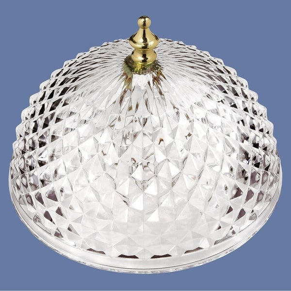 Clip-on Light Shade by Hampton Direct
