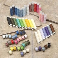 Thread & Matching Bobbin Kit