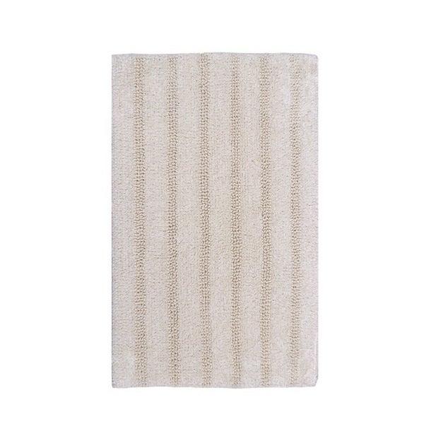 Bath Rug Linear Style
