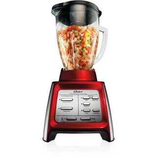 Link to Oster BLSTRM-DZR-BG0 Designed for Life 7-Speed Blender w/ Smoothie Cup Red Similar Items in Kitchen Appliances