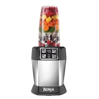 Nutri Ninja BL482REF Auto iQ Technology High Speed Blender (Certified Refurbished)