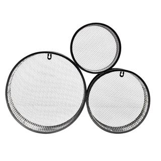 Elements 21x16 Inch 3 Circles Wall Pocket