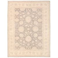 """Pasargad Ferehan Collection Hand-Knotted Wool Area Rug (8' 9"""" X 11' 7"""")"""