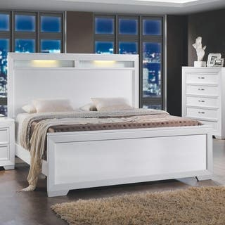 Queen Size White Bedroom Sets For Less | Overstock.com