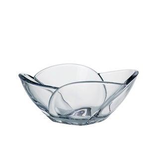 Red Vanilla Globus Centerpiece Bowl