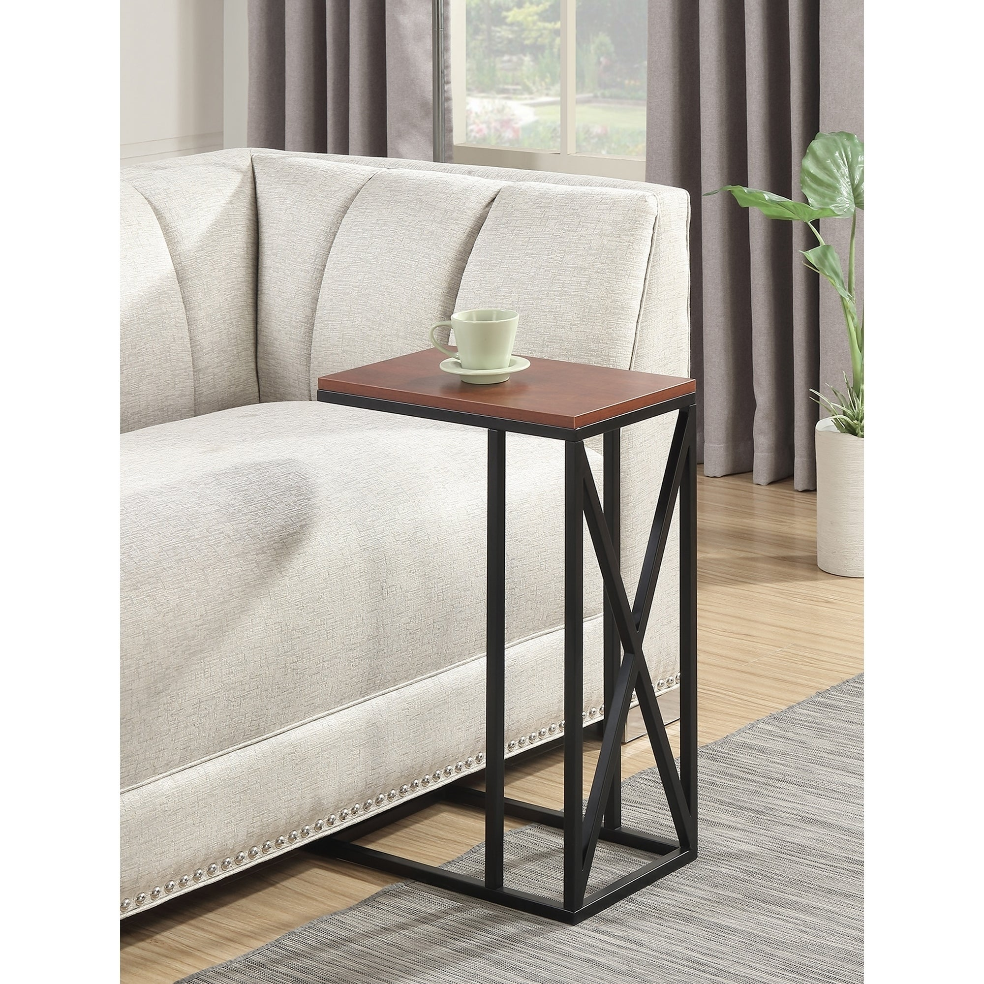 Shop Convenience Concepts Tucson C End Table Free Shipping On
