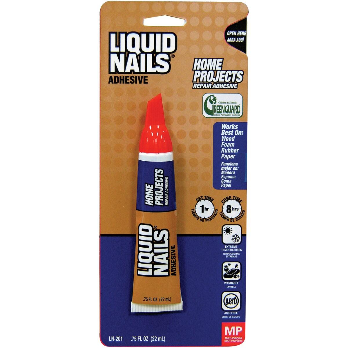 M-D Hobby & Craft Liquid Nails Home Projects Repair Adhes...