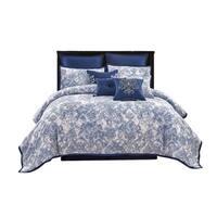 Wonder Home Beverly 10PC Floral Printed Comforter Set
