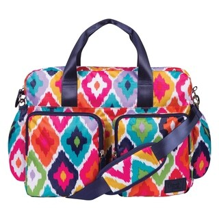 French Bull Kat Deluxe Duffle Diaper Bag