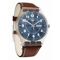 Swatch VENT BRALANT Unisex Watch SUOK709