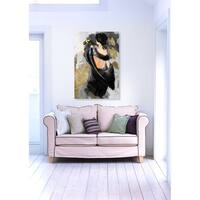 Oliver Gal 'In Her Glam'Canvas Art