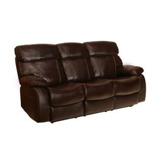 Coleman Top Grain Leather Reclining Sofa (Manual/Power)