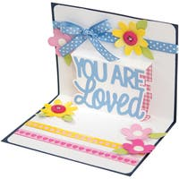 Sizzix Thinlits Drop-Ins Dies by Stephanie Barnard 4/Pkg