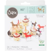 Sizzix Bigz 3-D Die By Where Women Cook