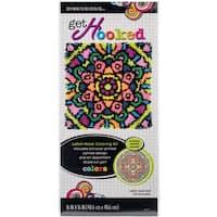 "Colorful Latch Hook Kit 16""X16"""