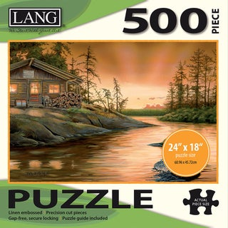 Jigsaw Puzzle 500 Pieces 24X18