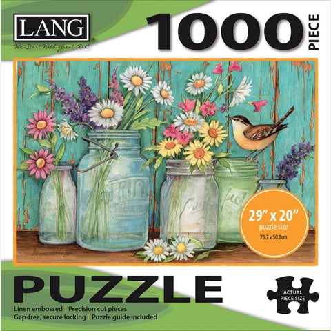 "Jigsaw Puzzle 1000 Pieces 29""X20"""