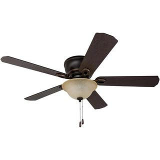 Ceiling fans with remotes for less overstock 52 prominence home coors creek hugger ceiling fan with remote control oil rubbed aloadofball Choice Image