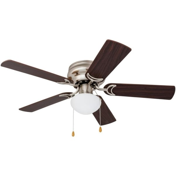 Shop 42 Quot Prominence Home Alvina Led Hugger Ceiling Fan