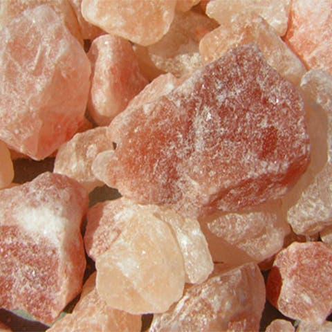 """Black Tai Salt Co. Brand Himalayan Pink Salt Stones 20 POUNDS Food Grade - 1-2"""" Chunks - Not Fumigated, Natural, Vegan, Non GMO"""