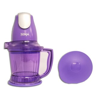Refurbished Ninja QB751Q 450 Watts Prep Blender