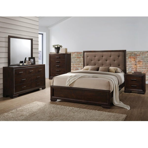 Home Source Westphal Queen Bed