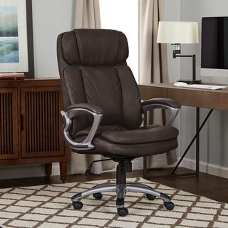 Serta Big and Tall Executive Office Chair (2 options available)